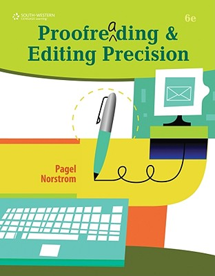 Proofreading & Editing Precision By Pagel, Larry G./ Norstrom, Barbara