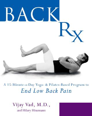 Back Rx By Vad, Vijay/ Hinzmann, Hilary
